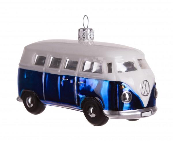 VW-Bus, dunkelblau