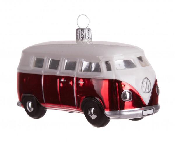 VW-Bus, rot