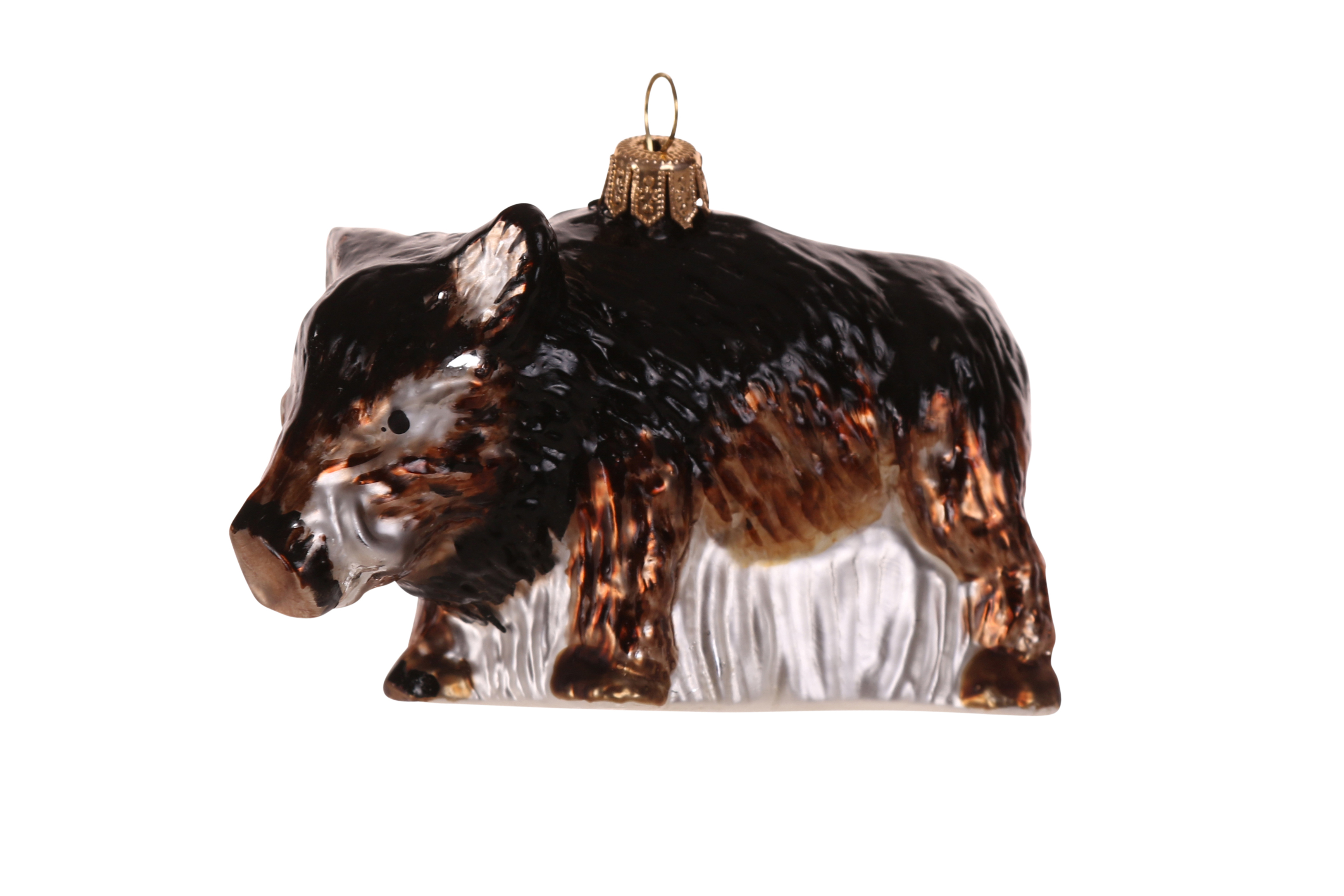 Wildschwein Weihnachtskugel Jager Weihnachtskugel Jager Geschenk